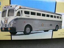 1/50 Corgi Yellow Coach 743 New Jersey Public Service 98467