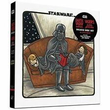 Darth Vader & Son / Vader's Little Princess Deluxe Box Set (Includes Two Art Prints) (Star Wars) by Jeffrey Brown (Mixed media product, 2015)