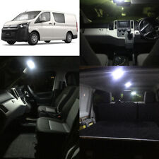 TOYOTA HIACE VAN Interior LED light kit -Super Bright! 2019 (3 Interior Lights)