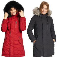 Khujo Babette Coat Women-Coat Winter Jacket Winter Coat Winter Women's Jacket