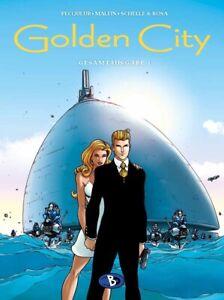 Golden City Gesamtausgabe 1 (Bunte Dimension)