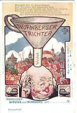 Ansichtskarten mit Künstlerkarte für Scherzkarte & Karikatur