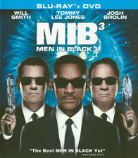 Men IN Black 3 (Blu-Ray + DVD) (Blu-Ray) Nuevo Blu-Ray