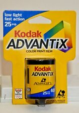 Kodak Advantix Color Print Film; Iso-400; Aps Format; Quan. 3-rolls; Expired