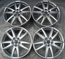 4 MINI Alufelgen JCW Grip Spoke 520 8J x 18 ET 57 MINI F54 silber TOP 6856049