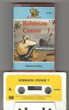 Hörspielkassette MC - Robinson Crusoe Abenteuerkiste MC K 909