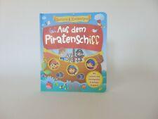En la Barco Pirata (Libro de bolsillo) Suche & Entdecken Libro lustige Con tapas