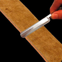 Barber Durable real Leather Strop Straight Razor Sharpening Shave Shaving Strap