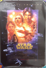 """Original 1997 Star Wars Special Edition Movie Poster- 27"""" x 40"""" Rolled"""