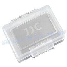 JJC Water-resistant Storage Case for Canon Nikon Sony Fujifilm Camera Battery
