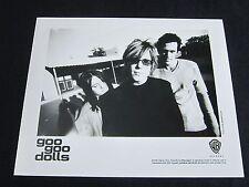 GOO GOO DOLLS—1998 PUBLICITY PHOTO