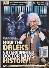 Doctor Who Magazine #444,MISSING EPISODES How DALEKS EXTERMINATED Dr.WHO History