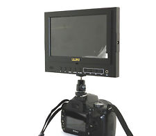"""Lilliput 5D-II/P 7"""" HDMI HD Field Monitor With Peaking Filter For DSLR Camera"""