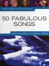 Really Easy Piano Songs Learn to Play Pop Music Book DISNEY BEATLES POP BEGINNER