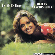 Let Me Be There by Olivia Newton-John (CD, Nov-1993, Festival)