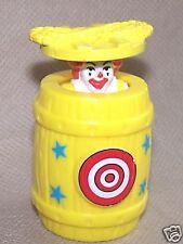 Ronald, Mc Donalds Werbe Figur im Faß, Mc Rodeo 1995