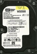 WESTERN DIGITAL 250GB WD2500JD-55HBB0 DCM: DSBHCT2AA