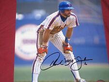 Ny Mets Legend 86 W.S.C. Howard Johnson (Ho Jo) Autographed 8X10 Photo W/Coa