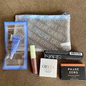NEW Makeup Cosmetic Custom Bundle 6 Items Full & Sample Size Blush, Eyes, Lips