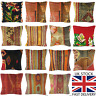 NEW! 100% Wool Luxury Turkish Moroccan Colourful Kilim Cushion Covers 16'' 40cm