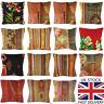ZAWA® 100% Wool Luxury Turkish Moroccan Colourful Kilim Cushion Covers 16'' 40cm