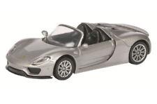 Schuco Porsche 918 SPYDER PLATA 1:64 Artículo 45 201 1300