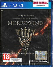 THE ELDER SCROLLS ONLINE MORROWIND + DLC Discovery Pack ( ESO PS4 ) ✰ NUOVO