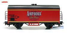 Marklin 4415 Box Car Amphora 85742 - Scale 1:87 H0