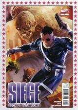 Siege: Secret Warriors #1 ONE SHOT  - 2010 - Marvel,