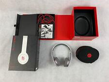 Oficial Beats By Dr. Dre Solo HD Auriculares Intraurales sobre Blanco en Caja en muy buena condición