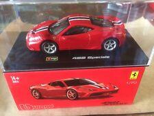 Burago 1/43 - Ferrari 458 Spéciale  - Neuf