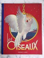 Las Aves Artima Tourcoing Ilustraciones de J. A. Dupuich Ediciones Infantiles