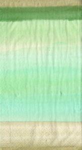(2) Paper Buffet Napkins for Decoupage/Mixed Media - Beach Glass