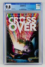 Crossover #1 CGC 9.8 White Pages Infinity Cover Image Comics 2020 NM/MT Hot Key