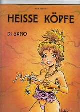 ROTE OHREN # 3 - HEISSE KÖPFE 1 - DI SANO - ARBORIS 1992 - TOP