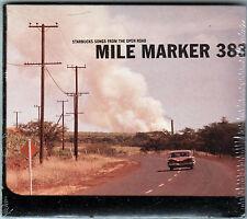STARBUCKS SONGS from the OPEN ROAD on MILE MARKER 383 a CD Neko Case STEVE EARLE