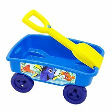 Disney Finding Dory Play Wagon with Detachable Shovel Ride On Licensed Product