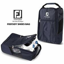 Genuine Golf Shoes Bag Zipped Sports Case - Navy Color Bags Accessories