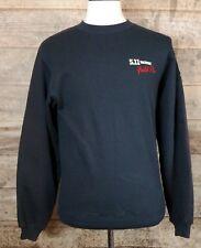 Men's 'Fire Navy Blue' 5.11 Tactical Series Station Wear Sweatshirt Sz S NWT