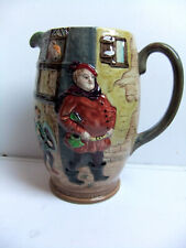 "Vintage Beswick 1146 Jug ""Merry Wives Of Windsor""  ""Myself and skirted page"""