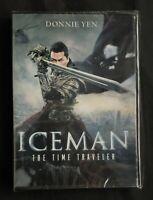 Iceman: The Time Traveler (DVD, 2018), Widescreen, 5.1 Surround Sound