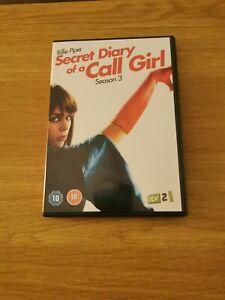 The Secret Diary of a Call Girl - Season 3 DVD Box Set (Billie Piper)