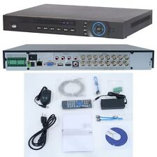 16 Channel Tribrid 1080P DVR HD-CVI, Analog, IP Video Dahua+2TB Installed