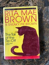 RITA MAE BROWN THE TALE OF THE TIP OFF HARDCOVER