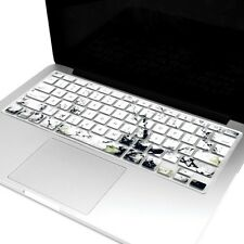 "Marble Pattern  Keyboard Cover Skin for Macbook Pro 13"" 15"" 17"" / New Air 13"""