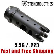 Strike Industries King Comp Compensator Muzzle Brake for 5.56/223 1/2x28 TPI