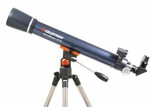 Celestron Astromaster LT 70S-AZ Astronomy Refractor Telescope, MPN 21074-CGL