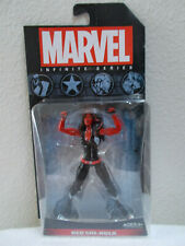RED SHE-HULK 3.75 NIB Marvel Infinite Universe Betty Ross action figure A-Force