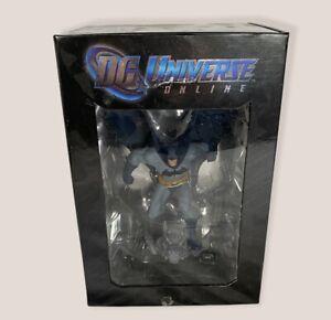 DC Universe Online Collectors Edition Batman Statue PS3 NO GAME
