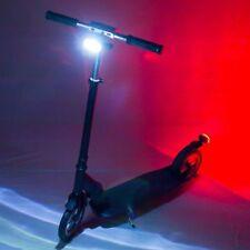 Fahrrad-Clip-On-Lampen mit abnehmbarer Lampe/Taschenlampe und Glühbirnentyp LED